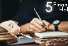 5 Financial Habits