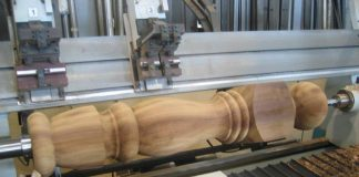 CNC Lathes woodworking