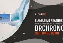 DrChrono Software Demo