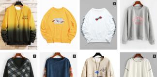 Zaful sweatshirts discount code