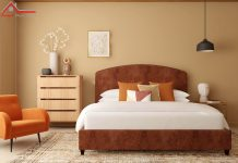 types of beds frame