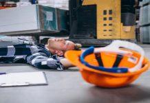 industrial injury claim